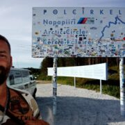 Co hledají český muž a smečka psů za polárním kruhem